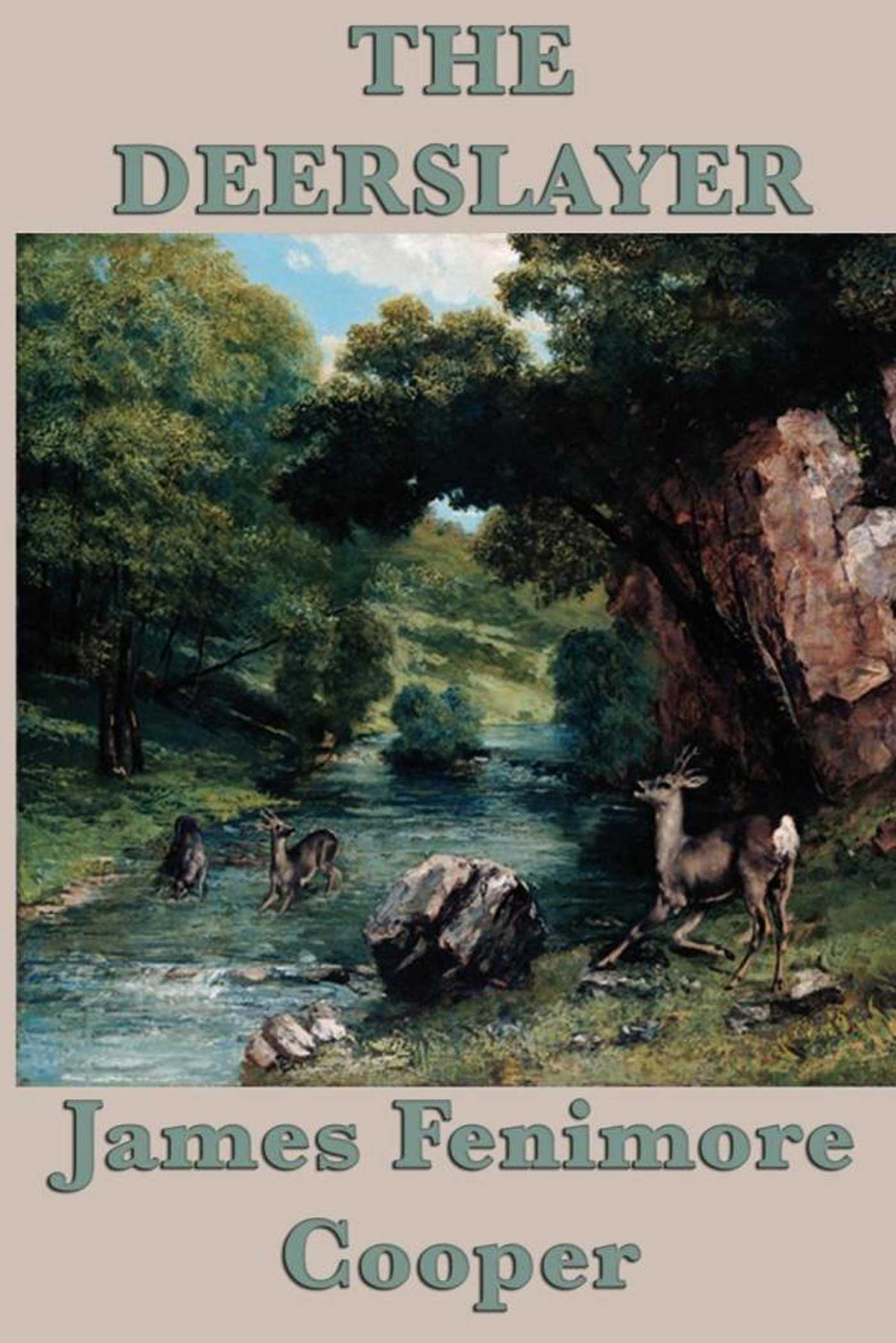 Image result for deerslayer book cover