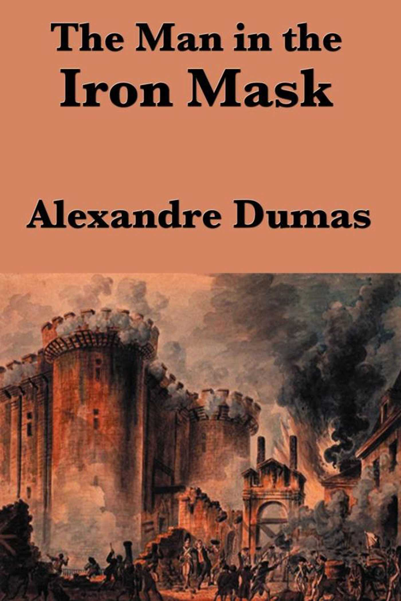 an analysis of alexandre dumass the man in the iron mask Librivox recording of celebrated crimes, vol 6: part 2: the man in the iron mask by alexandre dumas (translated by george burnham ives) read in english by.