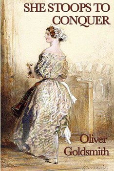 She stoops to conquer ebook by oliver goldsmith official she stoops to conquer fandeluxe Document
