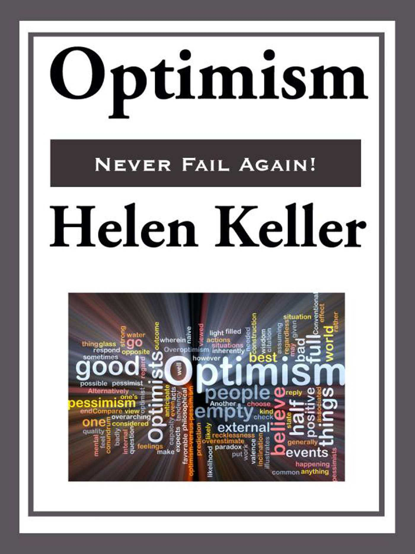 essay on optimism 10 reasons for hope and optimism or 'why we are not screwed': inspiring essay listing 10 reasons for hope and optimism in these wild and crazy times.