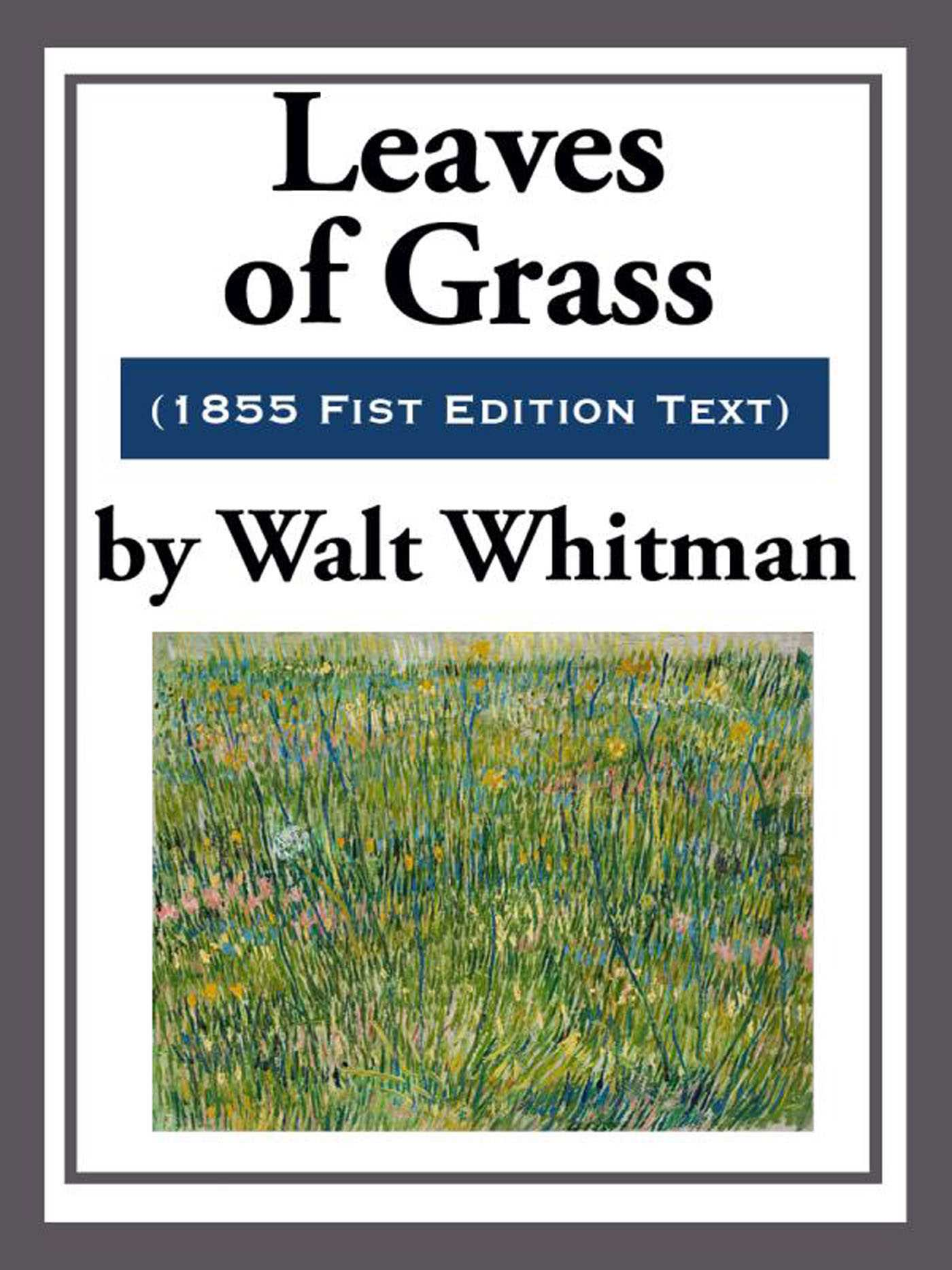 Leaves of grass 9781625586254 hr