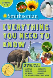 Smithsonian Everything You Need to Know: Grades K-1