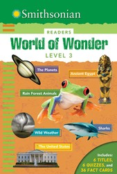 Smithsonian Readers: World of Wonder Level 3