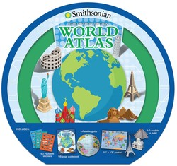 Smithsonian Exploration Station: World Atlas