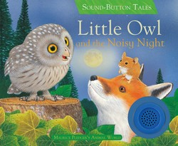 Little Owl and the Noisy Night