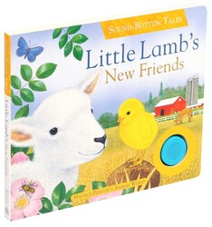 Little Lamb's New Friends