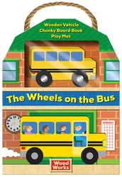 Woodworks Nursery Rhymes: Wheels on the Bus