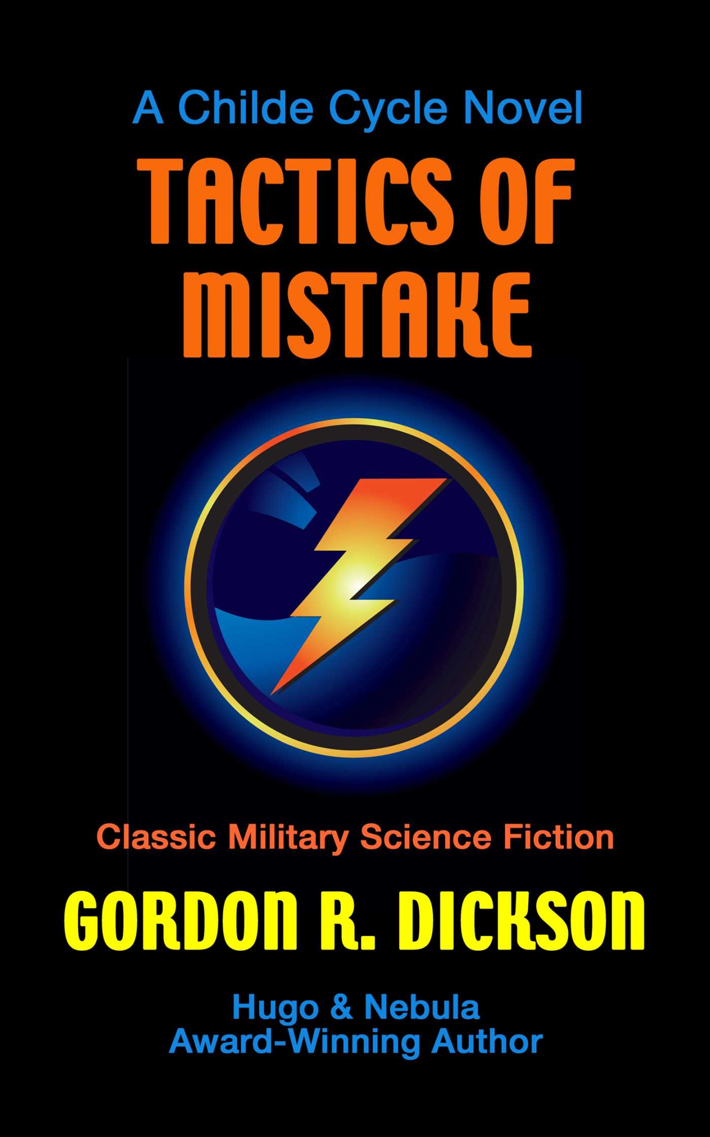 Tactics of mistake ebook by gordon r dickson official publisher tactics of mistake 9781627934817 hr fandeluxe PDF