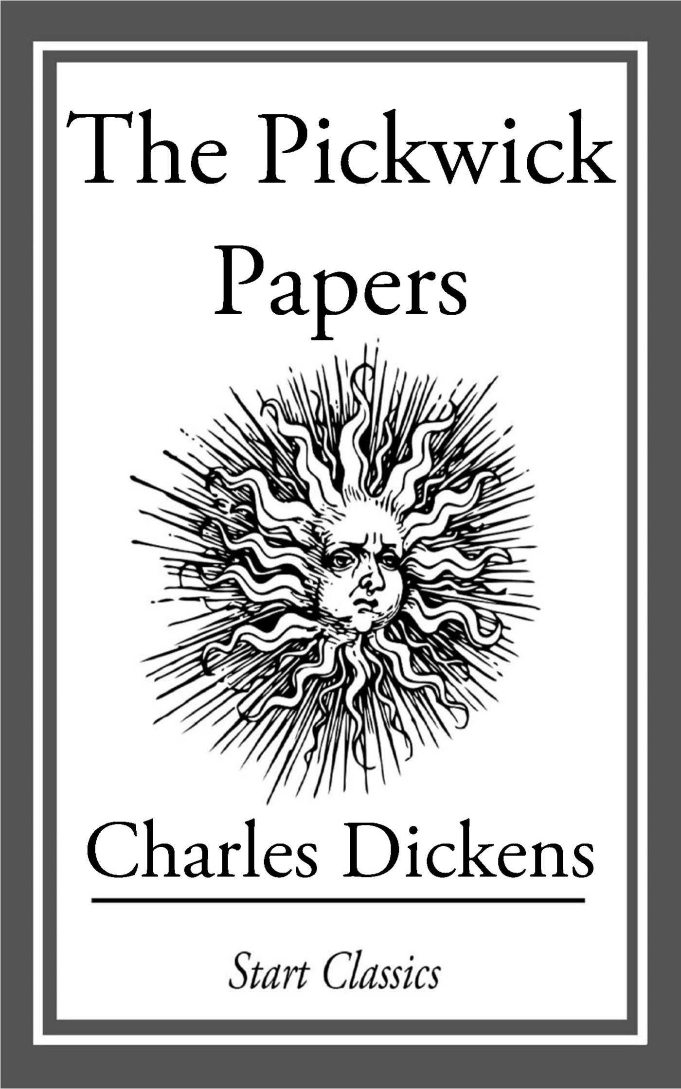 an analysis of the characterization in the pickwick papers by charles dickens Stylistic analysis of the pickwick club the postumous papers of the pickwick club charles dickens stylistic analysis research paper.