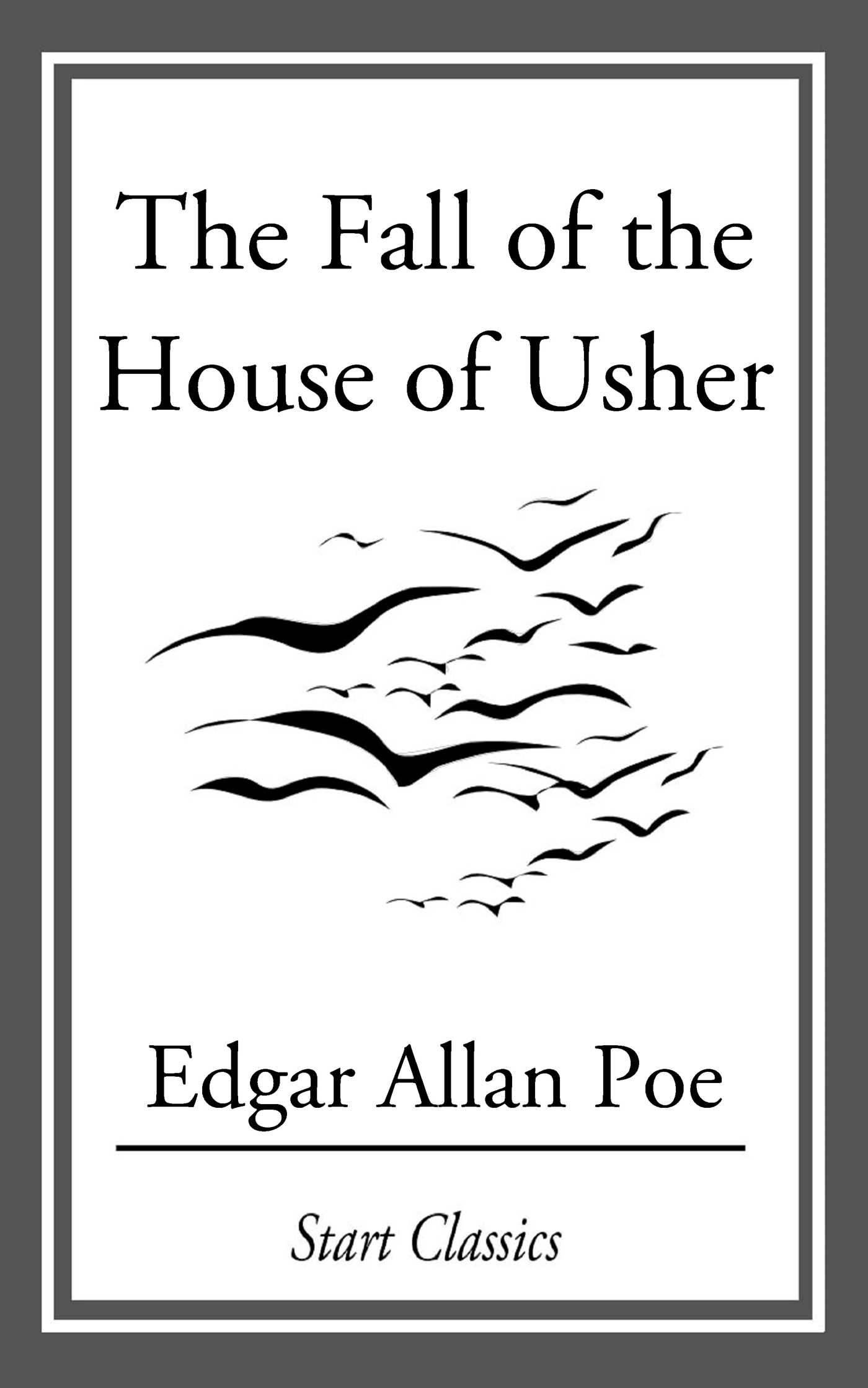 characterization and imagery in the fall of the house of usher by edgar allan poe The fall of the house of usher is acclaimed as one of edgar allan poe's greatest works poe uses symbolism and analogies in both characters and setting to tell this gothic tale of death and downfall he often drew upon memory for the setting of his stories he combines atmosphere and analogy to form the setting which provokes to.