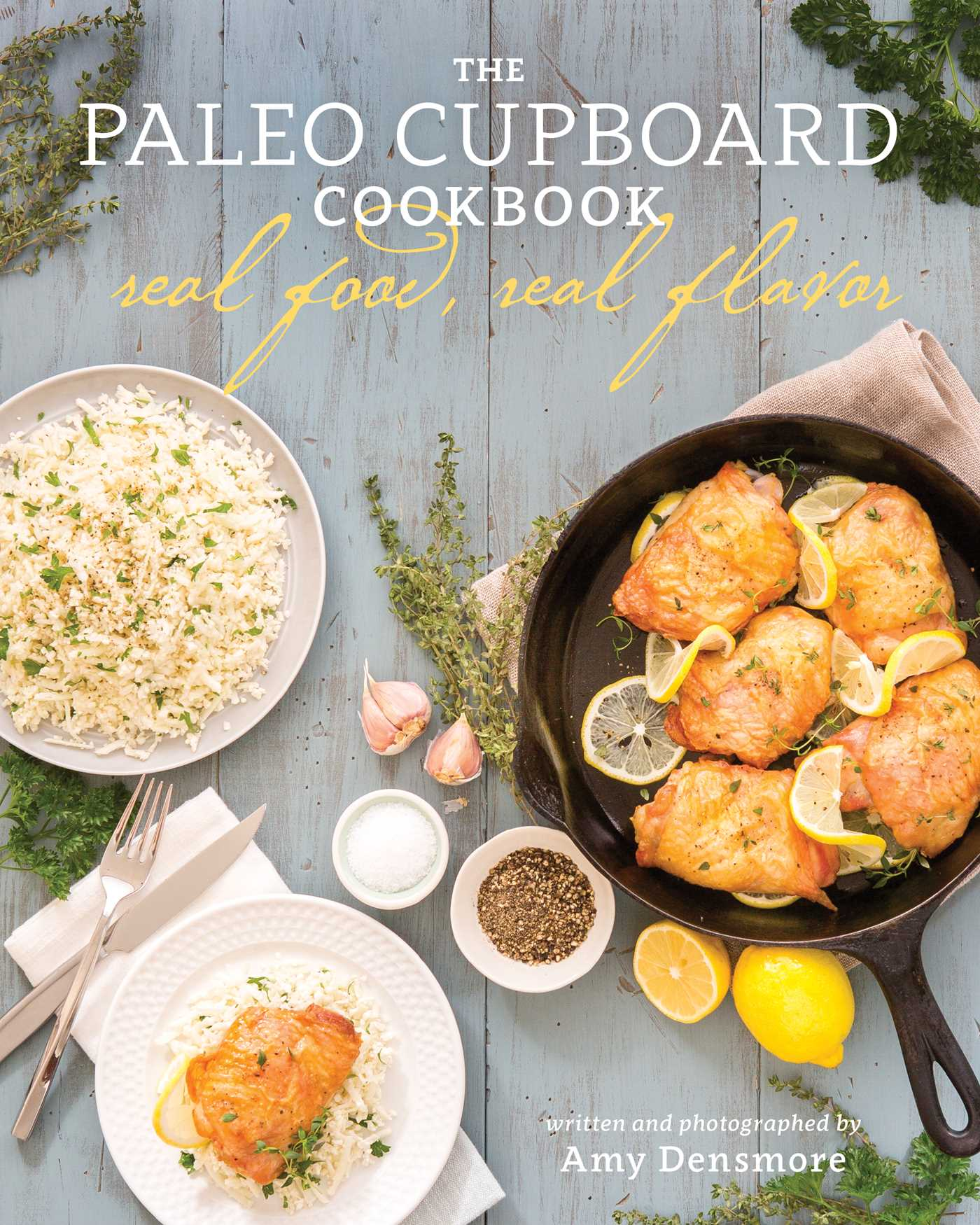 The paleo cupboard cookbook book by amy densmore official book cover image jpg the paleo cupboard cookbook forumfinder Image collections