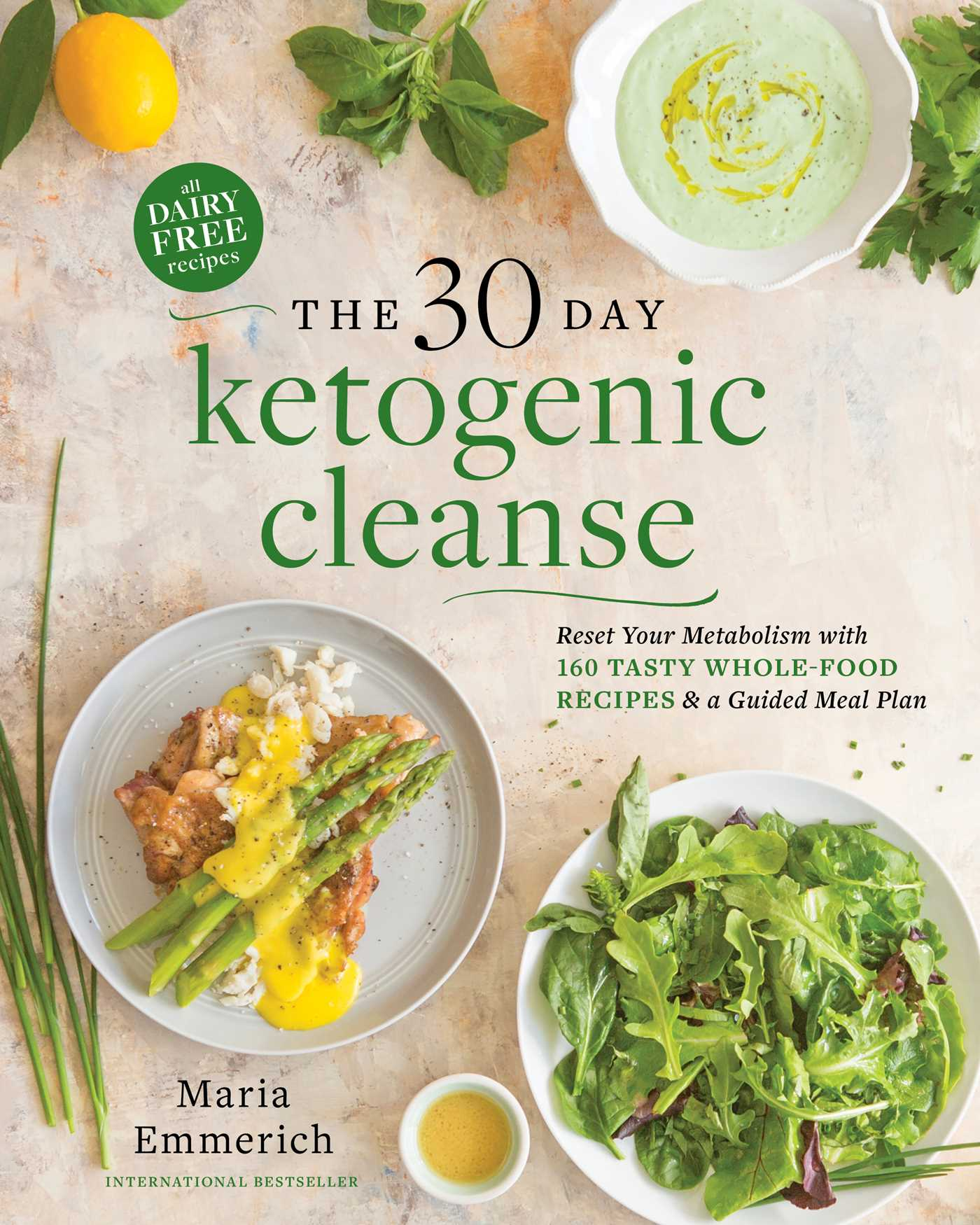 The 30 day ketogenic cleanse 9781628601169 hr