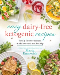 Easy Dairy-Free Ketogenic Recipes
