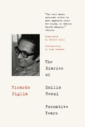 The Diaries of Emilio Renzi: Formative Years
