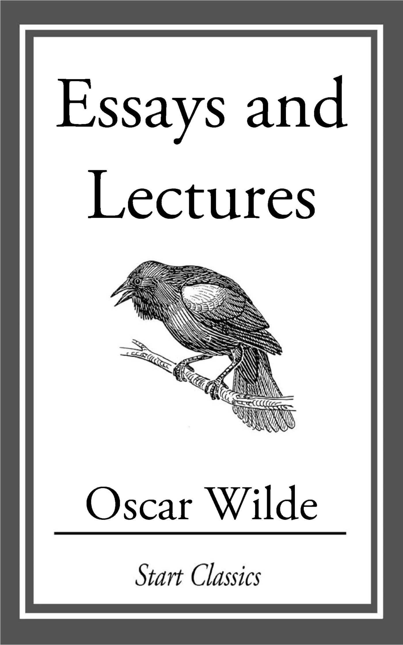 essays and lectures ebook by oscar wilde official publisher page  essays and lectures 9781633551862 hr