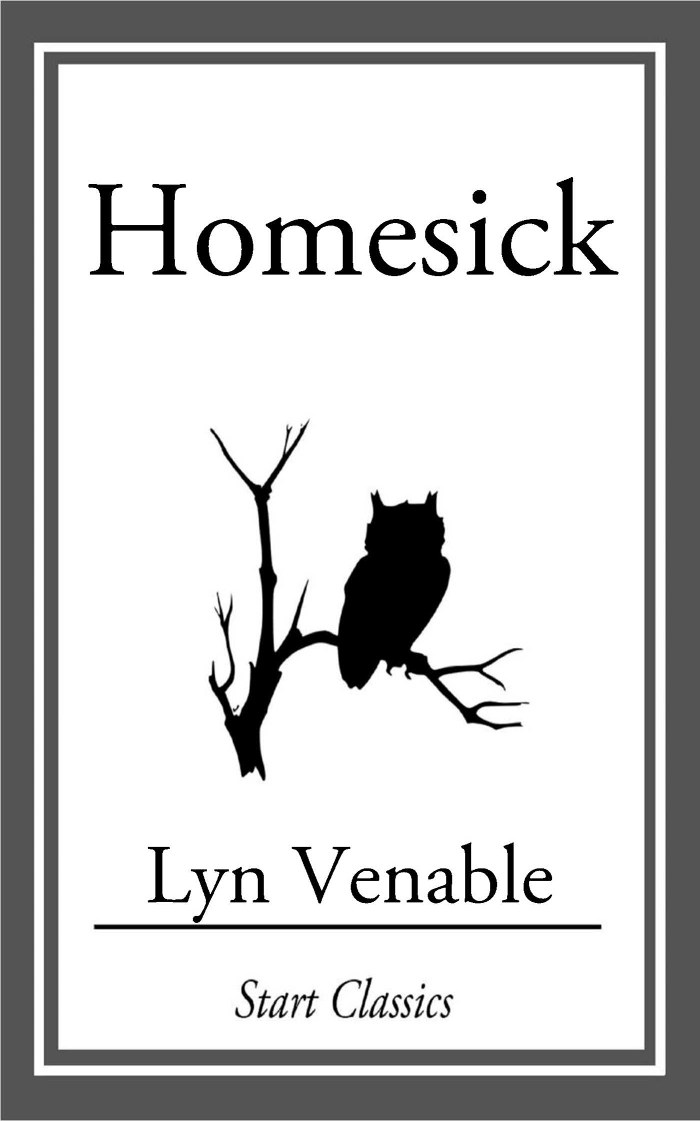 Homesick ebook by lyn venable official publisher page simon homesick 9781633554139 hr fandeluxe Ebook collections