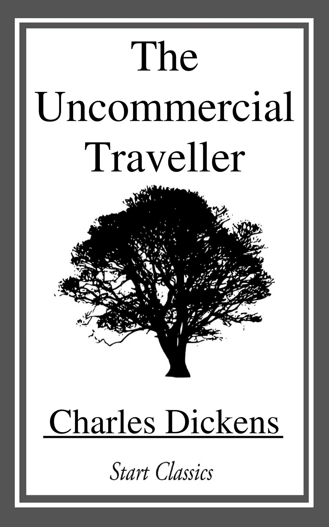 The uncommercial traveller 9781681460024 hr