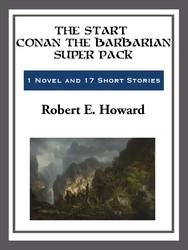 The Start Conan the Barbarian Super Pack