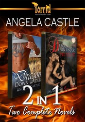 2-in-1: Angela Castle - Dragon Down Under & Dragon Down Under Two Plus One