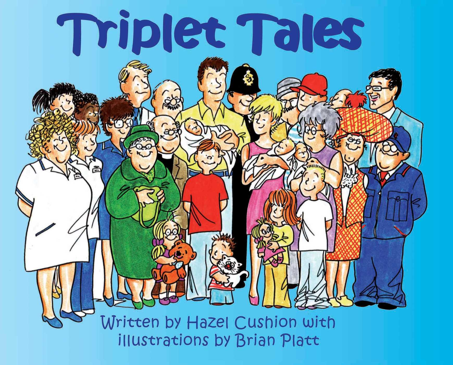 Triplet tales ebook by hazel cushion official publisher page triplet tales 9781681467993 hr fandeluxe Ebook collections