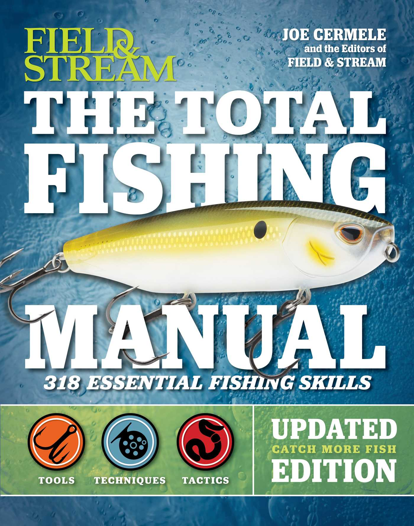 the total fishing manual revised edition book by joe