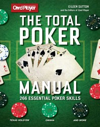 The Total Poker Manual