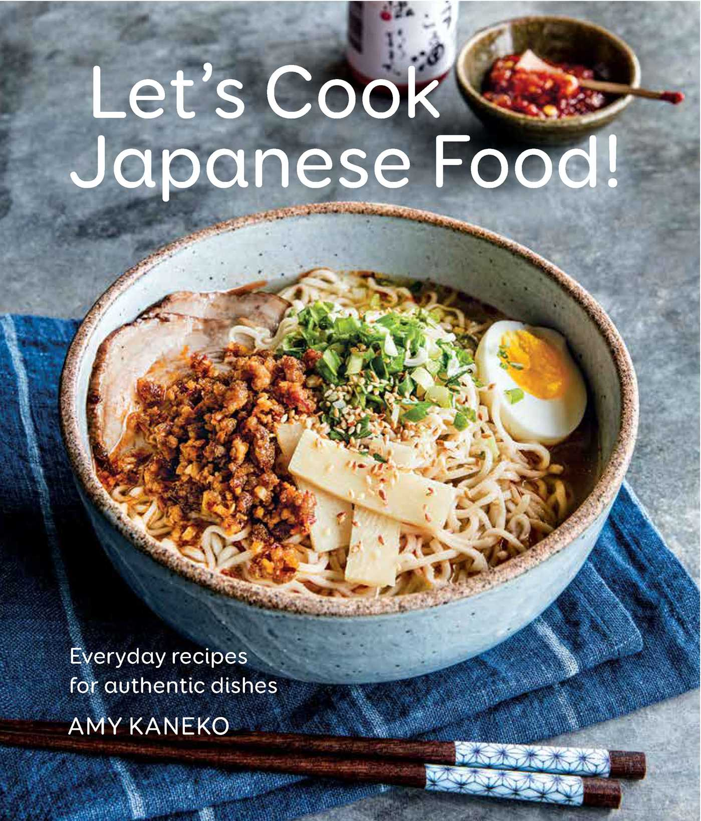 Lets cook japanese food book by amy kaneko official publisher book cover image jpg lets cook japanese food forumfinder Gallery