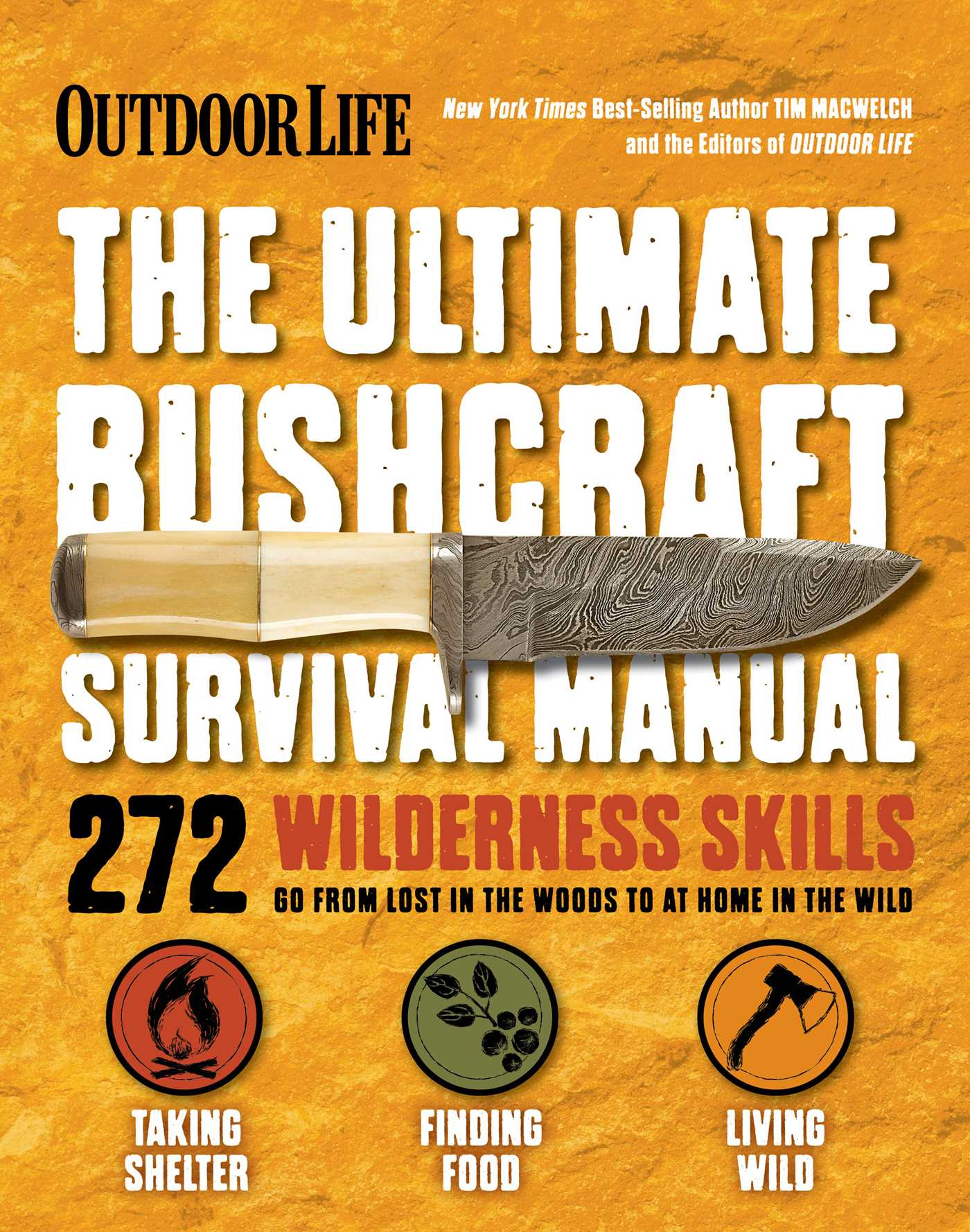 The ultimate bushcraft survival manual 9781681882383 hr