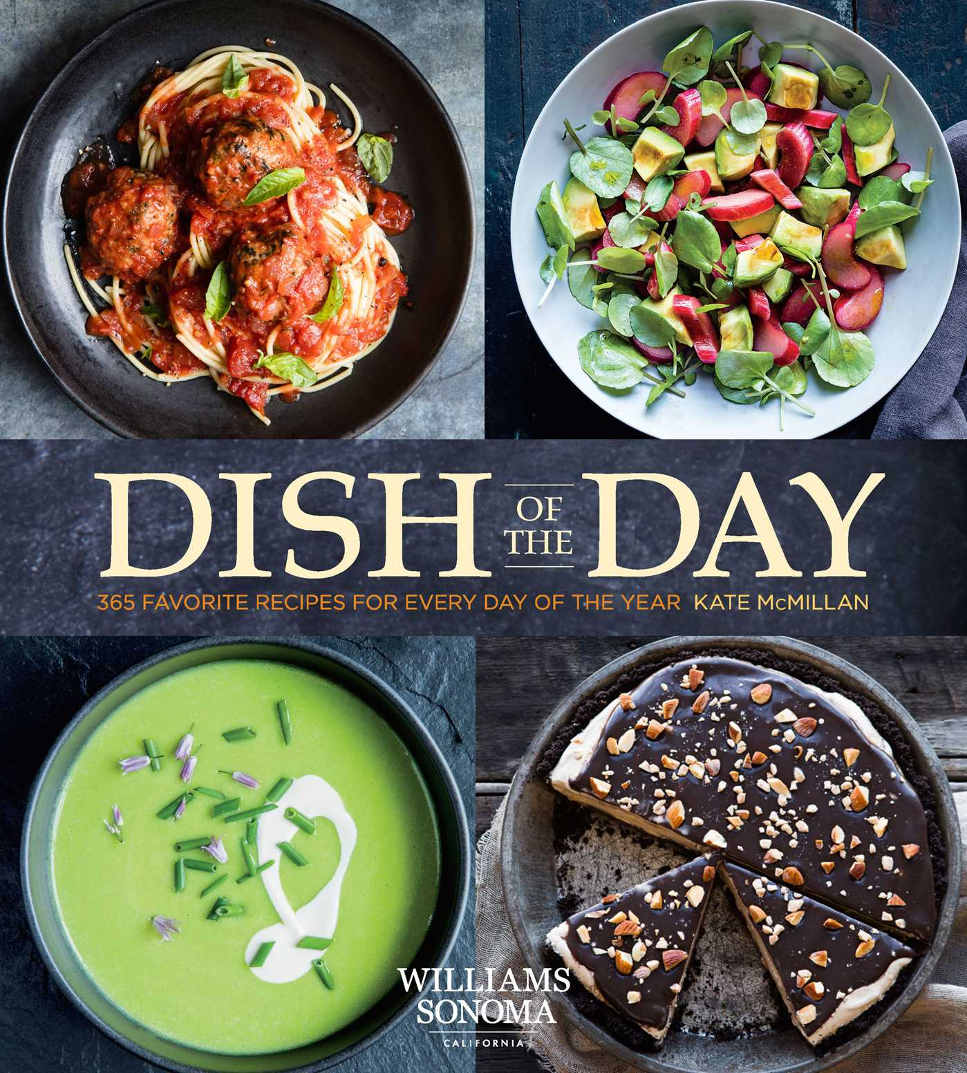 Dish of the day williams sonoma 9781681882437 hr