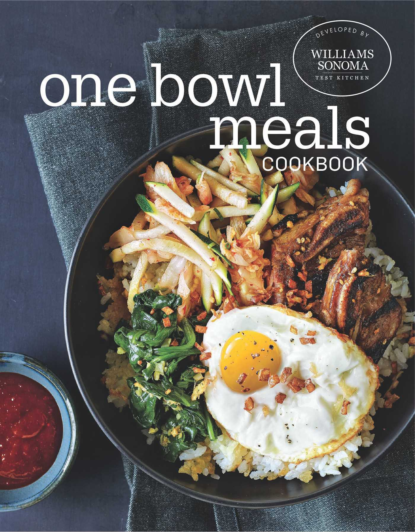 One bowl meals cookbook 9781681882451 hr