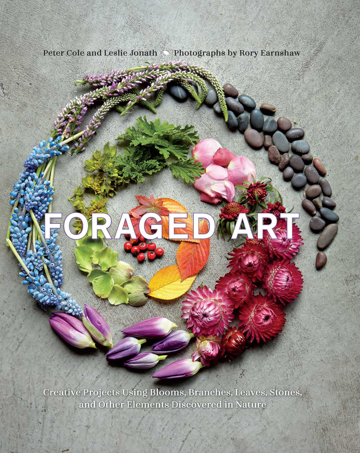 Foraged art 9781681882598 hr