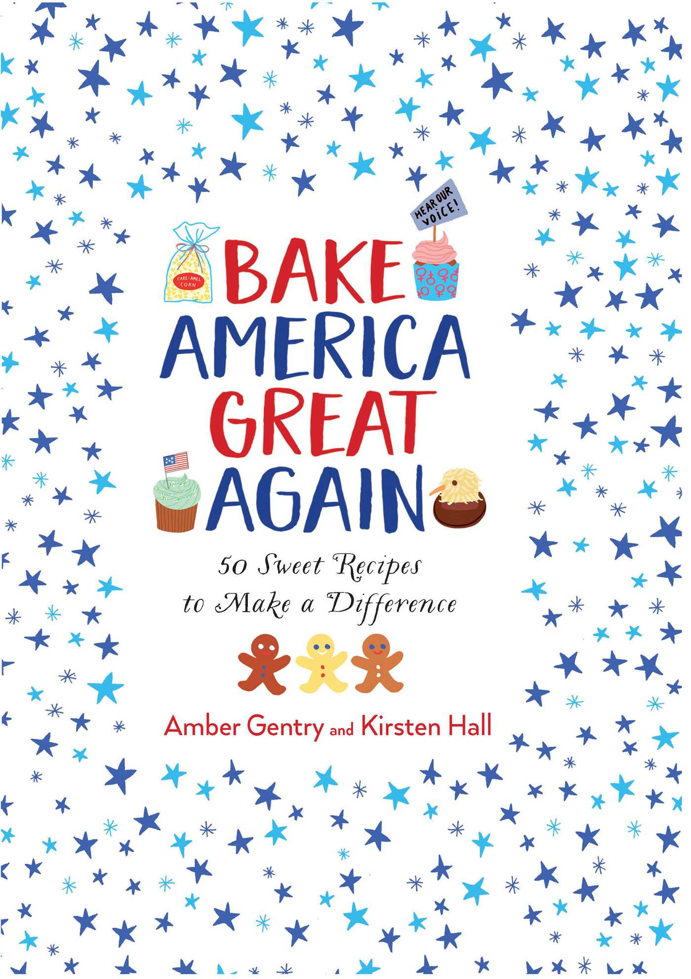 Bake america great again 9781681883212 hr