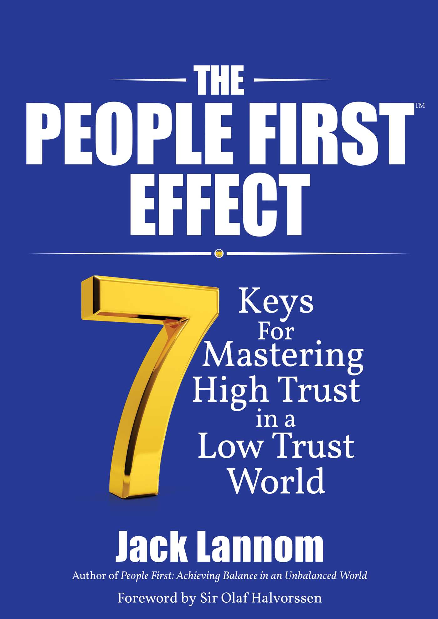 The people first effect 9781682614358 hr