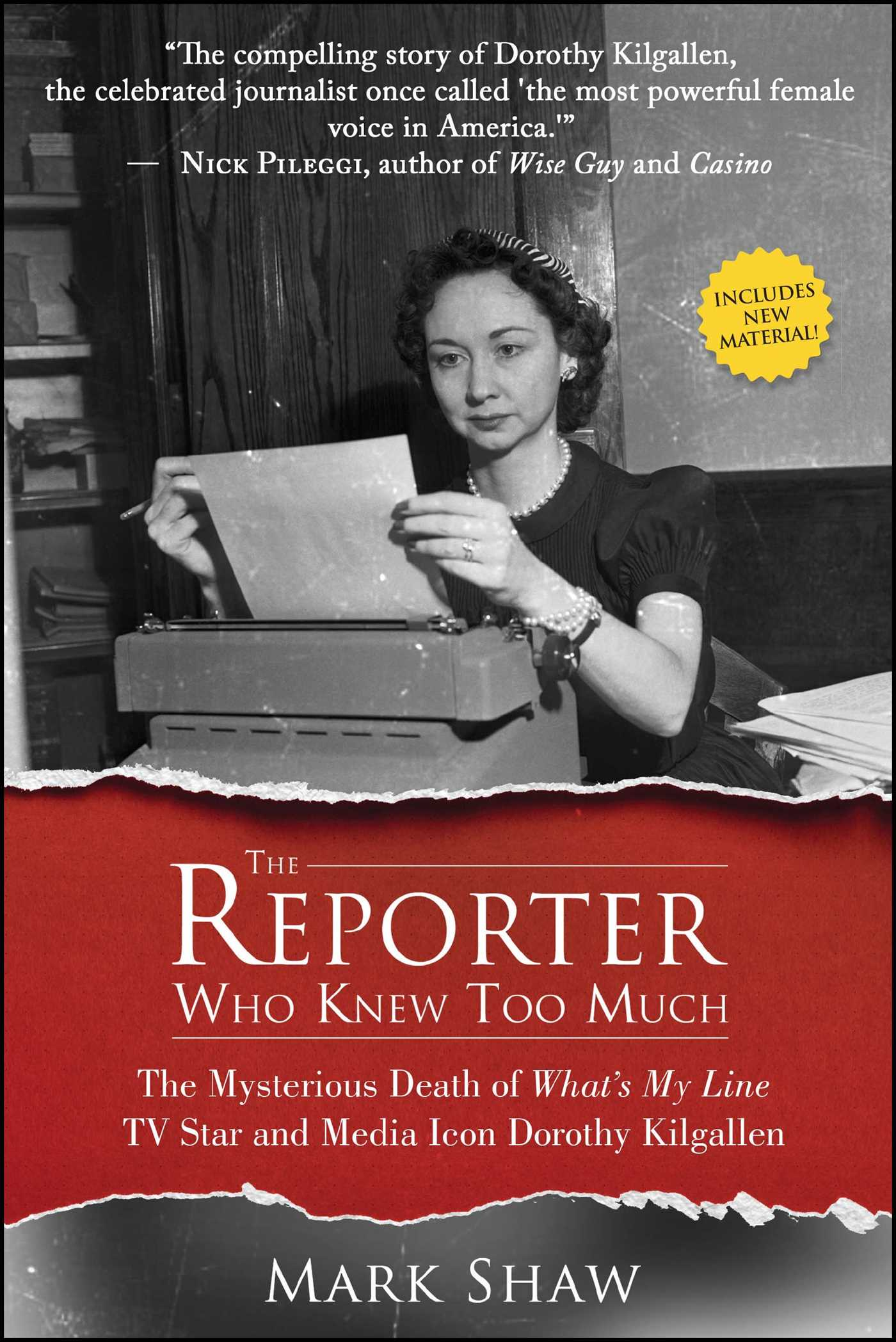 The reporter who knew too much 9781682614433 hr