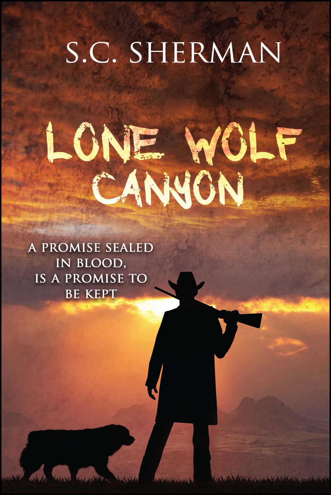Lone wolf canyon 9781682615492 hr