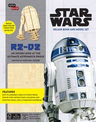 IncrediBuilds: Star Wars: R2-D2 Deluxe Book and Model Set