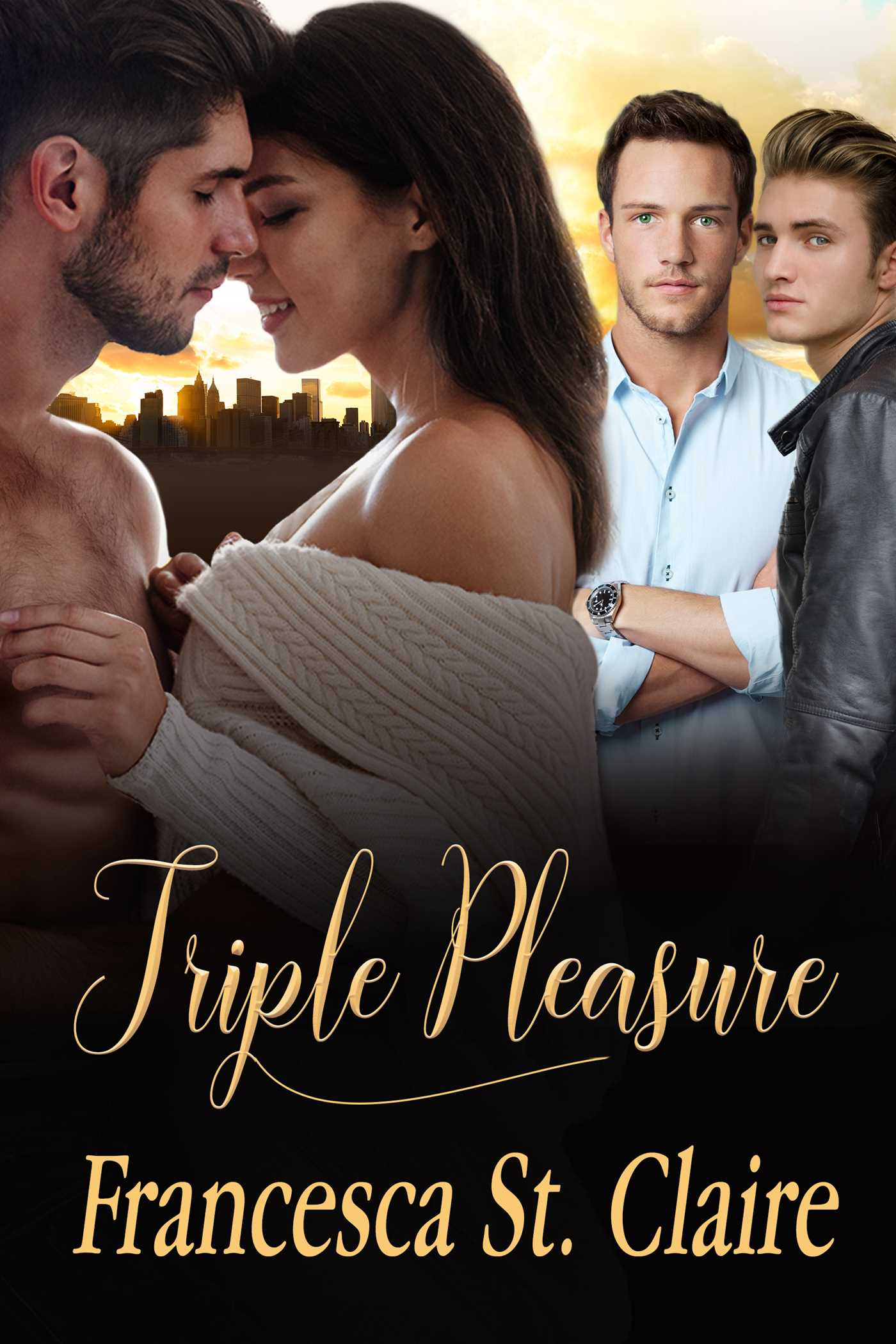 Triple pleasure 9781682992746 hr