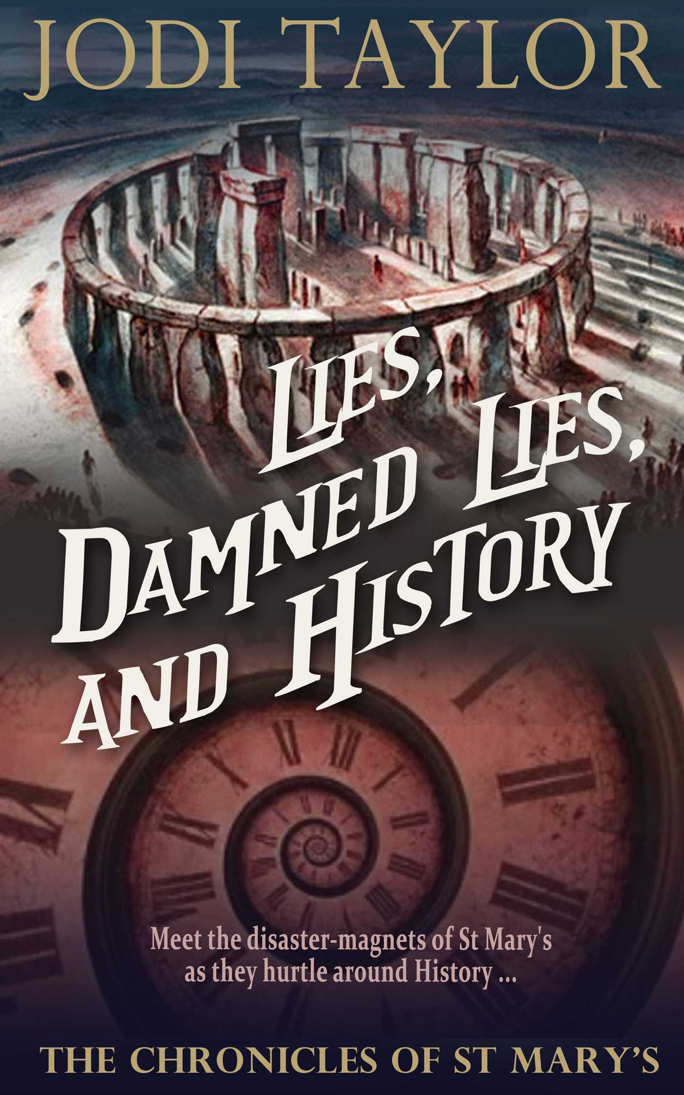 Lies damned lies and history the chronicles of st marys book lies damned lies and history 9781682994207 hr fandeluxe Images
