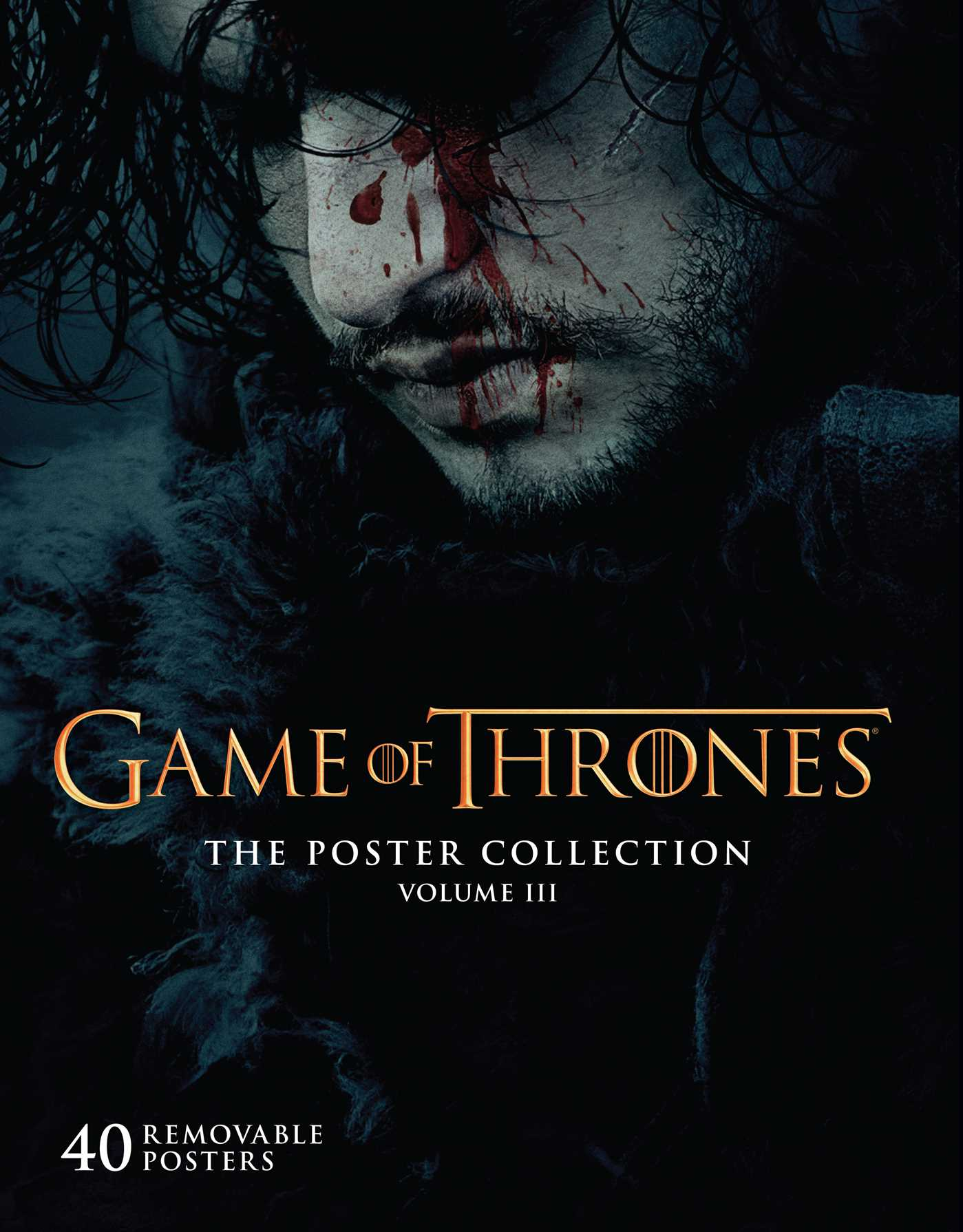 Game Of Thrones The Poster Collection Volume Iii Book