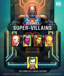 DC Comics Super-Villains