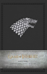 Game of Thrones: House Stark Ruled Pocket Journal