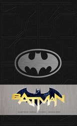 Batman Ruled Pocket Journal