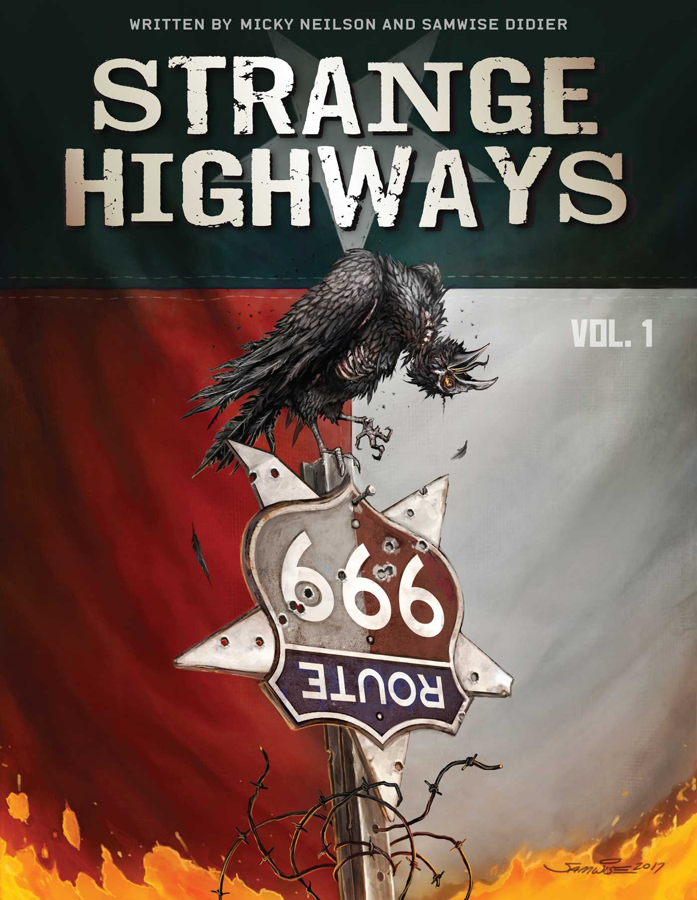 Strange highways vol 1 9781683831259 hr