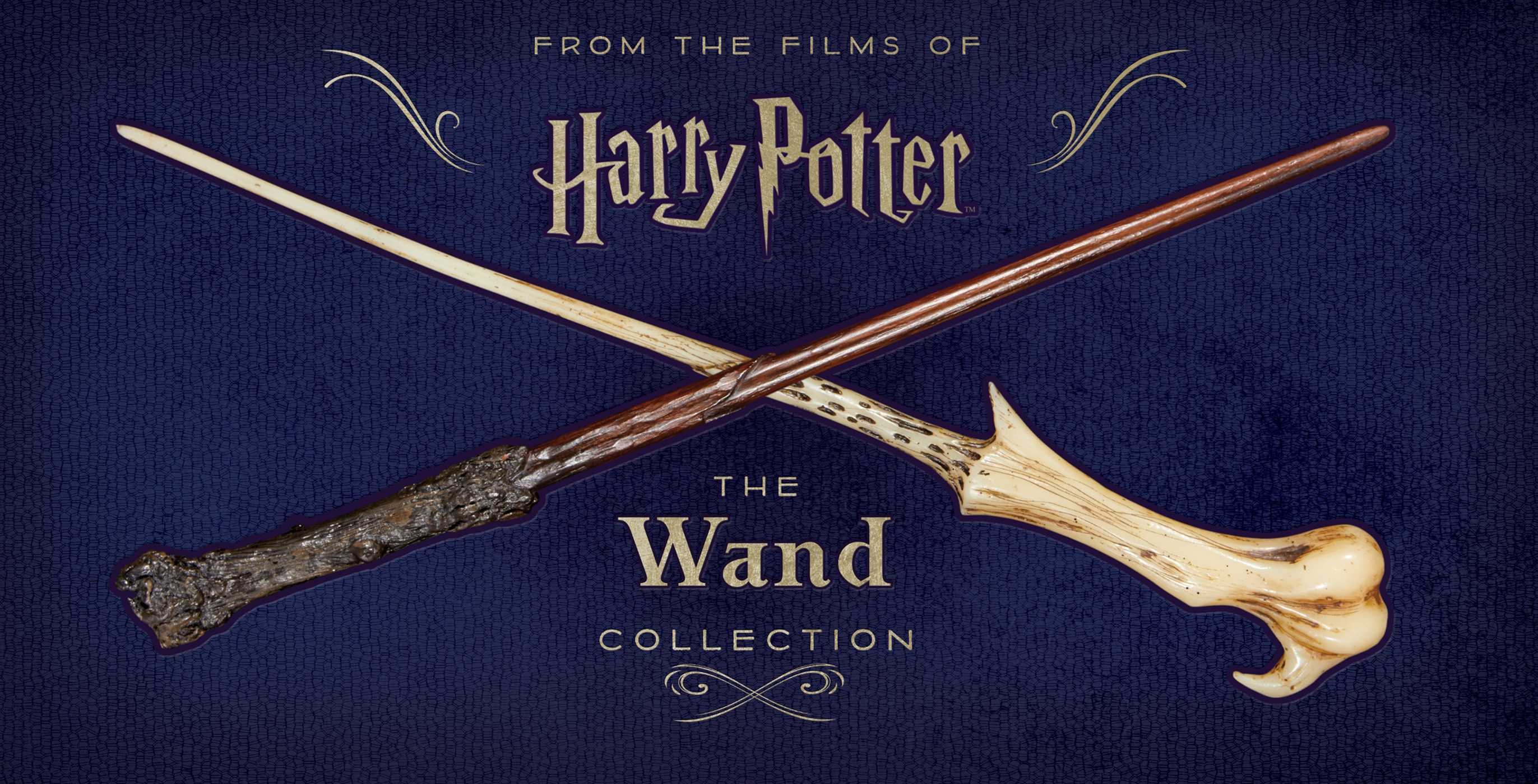 Harry potter the wand collection book by peterson for Harry potter wand owners