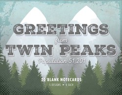 Twin Peaks Card Collection