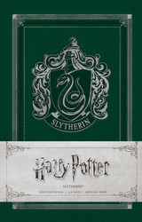 Harry Potter: Slytherin Ruled Notebook