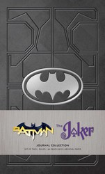 DC Comics: Character Journal Collection (Set of 2)