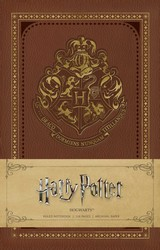 Harry Potter: Hogwarts Ruled Notebook