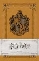 Harry Potter: Hufflepuff Ruled Notebook