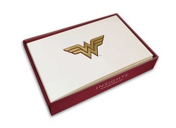 DC Comics: Wonder Woman Foil Note Cards (Set of 10)